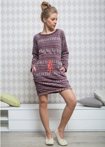 Платье домашнее для дома