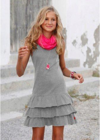 Платья 13 летней девочке