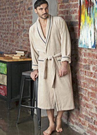 bd466ed6f16d8 Мужские халаты для дома брендов Roberto Cavalli, Hamam, Five Wien, Cesare  Paciotti и Ballantyne любит весь мир, поэтому при выборе такого халата  невозможно ...