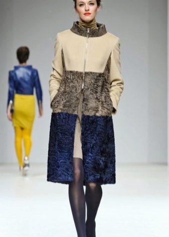 Патентная система купить пальто из таани с отделкой из каракульчи карьера