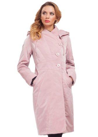 Пальто женское демисезонное 2018 (155 фото): на весну-осень, с капюшоном, больших размеров