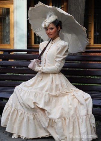 Платье для венчания в церкви (148 фото): подвенечное, для женщины в возрасте, в каком платье можно венчаться