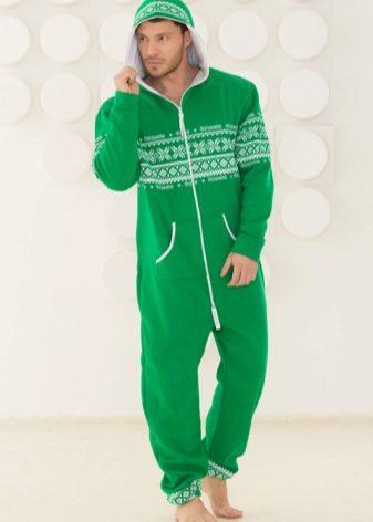 Суровые мужские пижамы тоже можно чередовать со смешными и оригинальными  комплектами. 03c66b0340aec