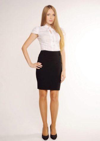 0a685541b0d В таком варианте школьная юбка считается самой востребованной и подходит  для любого случая  как для повседневного использования