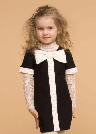 Строгое платье на девочку
