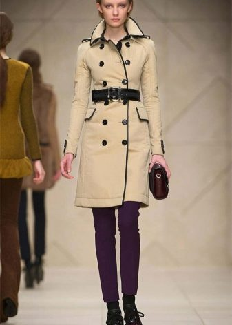Женские пальто Samos (41 фото): модели и отзывы
