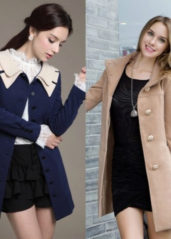 451aef60105 Женские пальто - весна 2019 (88 фото)  женские