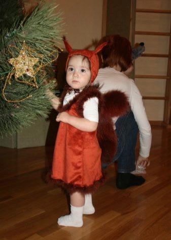 Костюм на Новый год для девочки (105 фото): костюм Снегурочки, снежинки, белочки, феи, русалки, елочки и Красной Шапочки