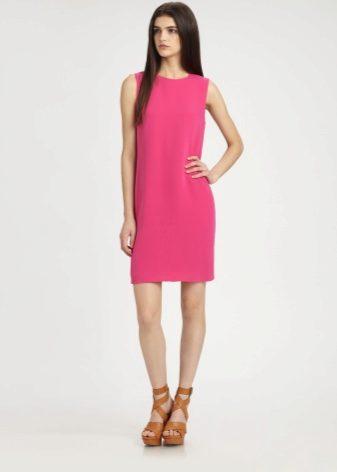 Примое платье