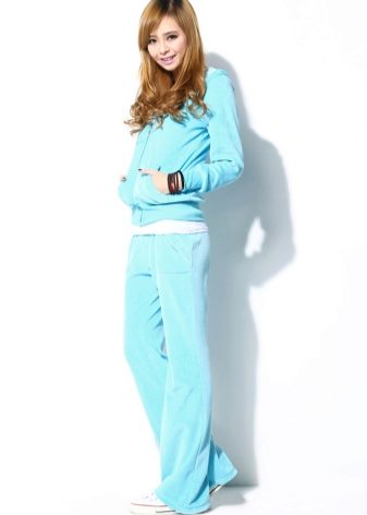 Велюровые женские спортивные костюмы (65 фото): брендовые костюмы из велюра и из Турции, больших размеров со стразами, черные