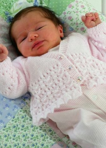 вязаные детские костюмы 48 фото для новорожденных малышей до 6
