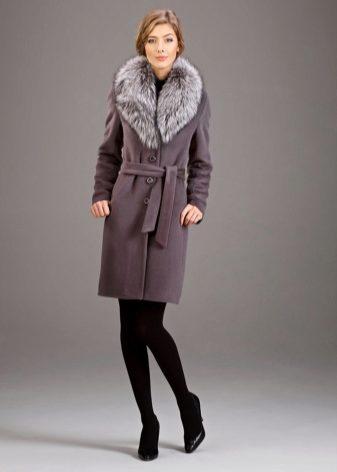 b40e237632e Зимнее пальто женское (145 фото) 2019-2020  на синтепоне финское