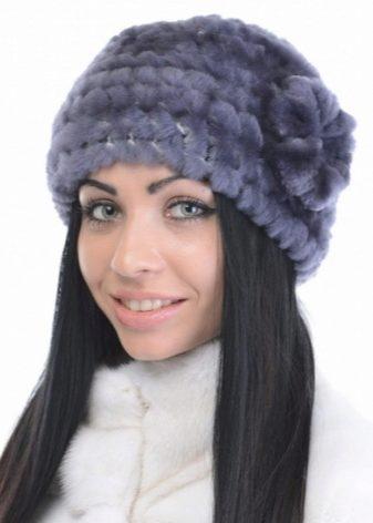 Женские шапки из фетра стильные модели головных уборов и фасоны для ... 8b73660876372