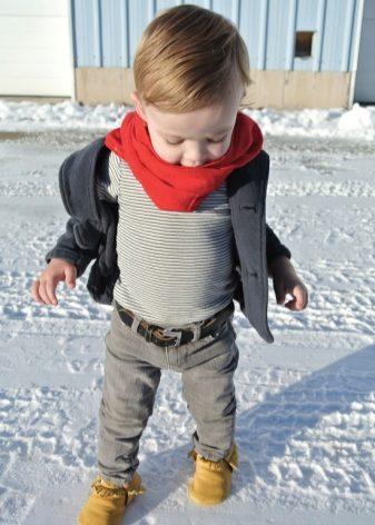 Ботинки для мальчиков: детские демисезонные и для подростков, термо и на колесиках, Mursu, Антилопа и Минимен