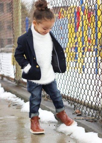 Детские ботинки (67 фото): демисезонные для детей, Сказка для малышей, ясельные Аляска, кожаные Reimatec wetter