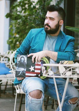 Брендовые мужские клатчи: брендовый клатч от Armani (Армани), Louis Vuitton (Луи Витон), Philipp Plein, Сalvin Klein