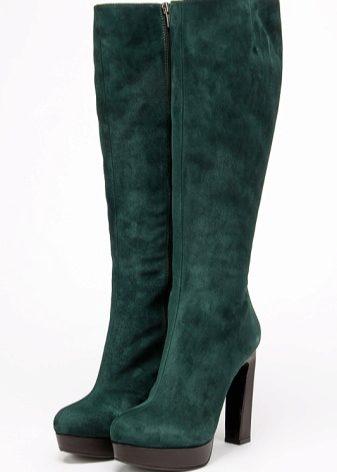 f701b2231442 Брендовые сапоги (55 фото)  женские модели известных брендов, зимние из  Италии,