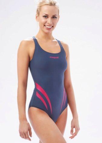 Купальники для бассейна (72 фото): женские модели для плавания, какой лучше выбрать