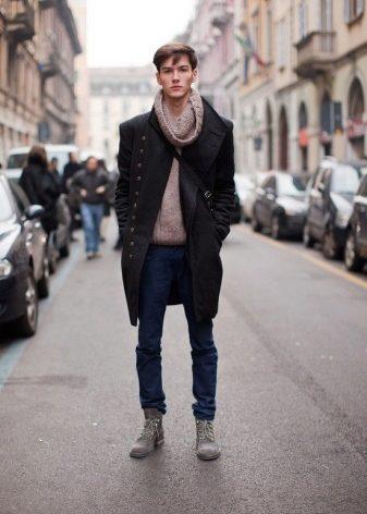 Мужские ботинки из натуральной кожи: зимние, классические и высокие кожаные модели