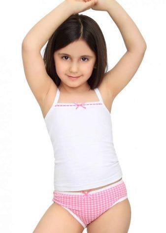 Фото девочки нижнее белье фото 574-197