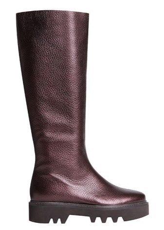 Зато можно найти великолепные модели велюровых зимних сапожек цвета бордо  или темно-синего оттенка. 2cb84819a545f