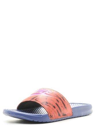 Шлепанцы Nike: женские шлепки Найк Solarsoft slide и Benassi, сандали которые делаются в шлепки