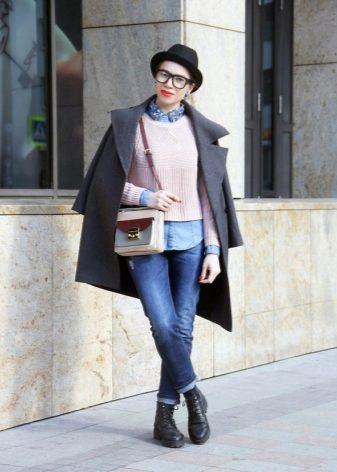 Зимние кожаные ботинки: из натуральной кожи, с натуральным мехом, теплые