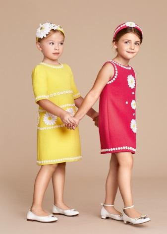 Модная одежда для девочки 8 лет