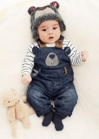 Модная одежда для новорожденных (48 фото)  стильные детская одежда ... dbecf6a6e4cad