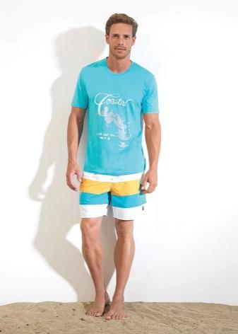 Мужская пляжная одежда: модели для мужчин - мода для пляжа