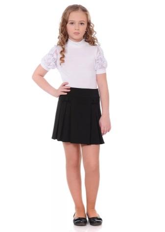 ad0772fcb78 Для дошкольного и младшего школьного возраста, в силу активности и  подвижности детей, школьную форму надлежит подбирать наиболее удобную,  например, блузка ...