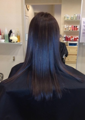 Как использовать тоник для волос на мелированные