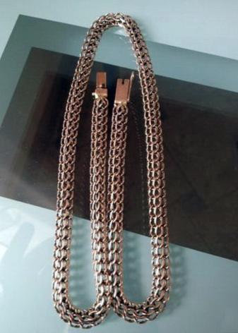Золотая цепочка (138 фото): как выбрать женскую цепочку на шею из золота 585 пробы