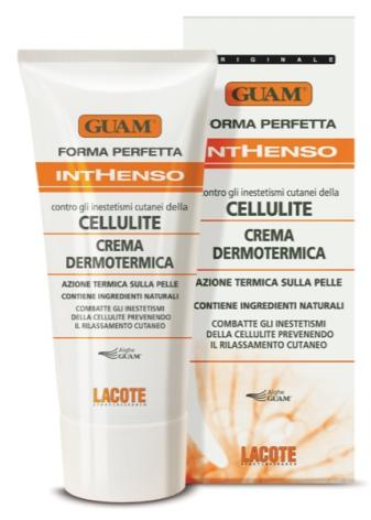 Антицеллюлитный крем Guam: средство от целлюлита с разогревающим эффектом, отзывы