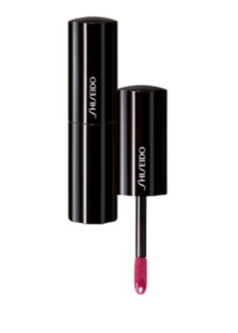 Губная помада Shiseido: Perfect Rouge и Lacquer Rouge, блеск и лаковая, палитра оттенков и отзывы