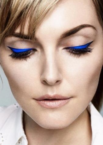 Карандаш для глаз (52 фото): как подвести, как правильно красить