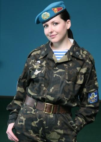 Offizier Gürtel