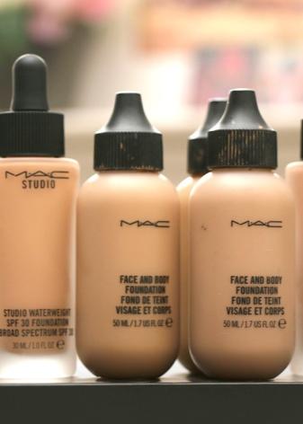 Mac студио тональный крем