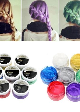 Воск для волос (63 фото): как пользоваться жидкими женскими средствами для укладки своими руками