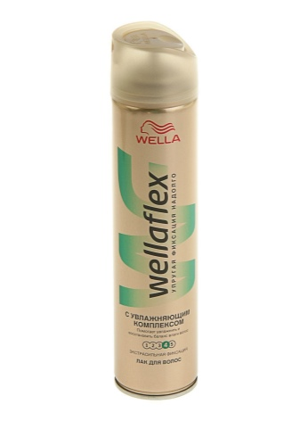 Лак для волос Wella: профессиональные серии Forte, Design и Wellaflex