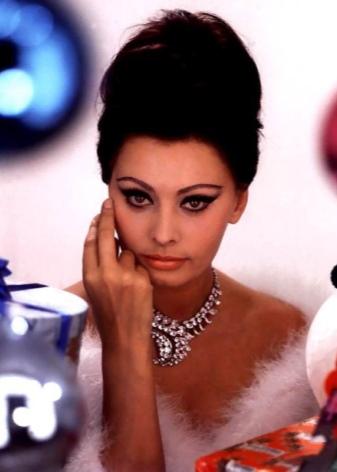 Макияж 60-х годов (20 фото): как сделать макияж в стиле; ретро, техника исполнения