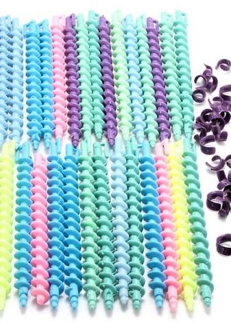 Бигуди-спиральки (32 фото): как пользоваться деревянными спиральными аксессуарами для завивки, как делать красивые локоны-спирали, советы и отзывы