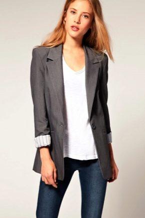 Длинные пиджаки