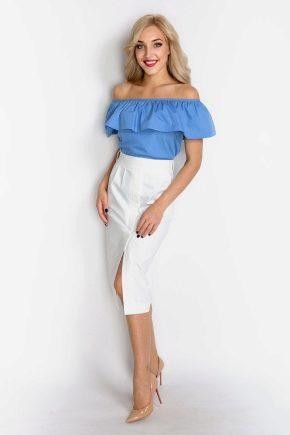 Трикотажные блузки