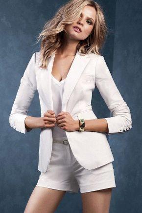 Белые пиджаки
