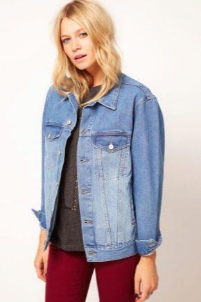 Джинсовые женские куртки 2019 года
