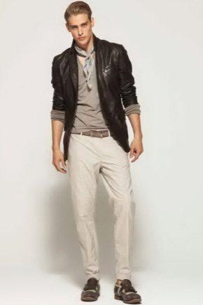 Классические куртки для мужчин