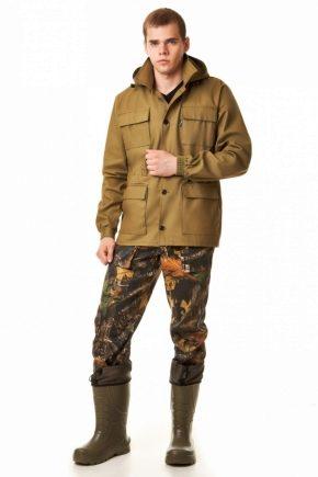 Куртка-штормовка: особенности модели
