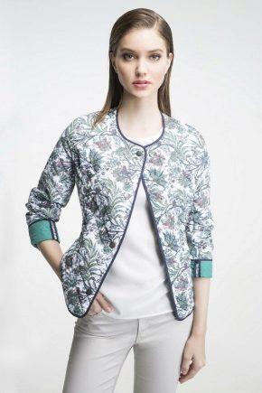 Летние женские куртки - что может быть лучше прохладным вечером!