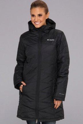 Модные зимние куртки Сolumbia